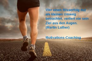 Coaching für Selbstmanagement und Motivation in Koblenz - Motivationstraining